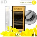 5D lashes 100% NORK 10mm