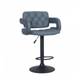 Barová stolička Melisa Mat Grafit