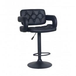 Barová stolička Melisa Mat Black
