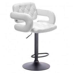 Barová stolička Melisa Mat White