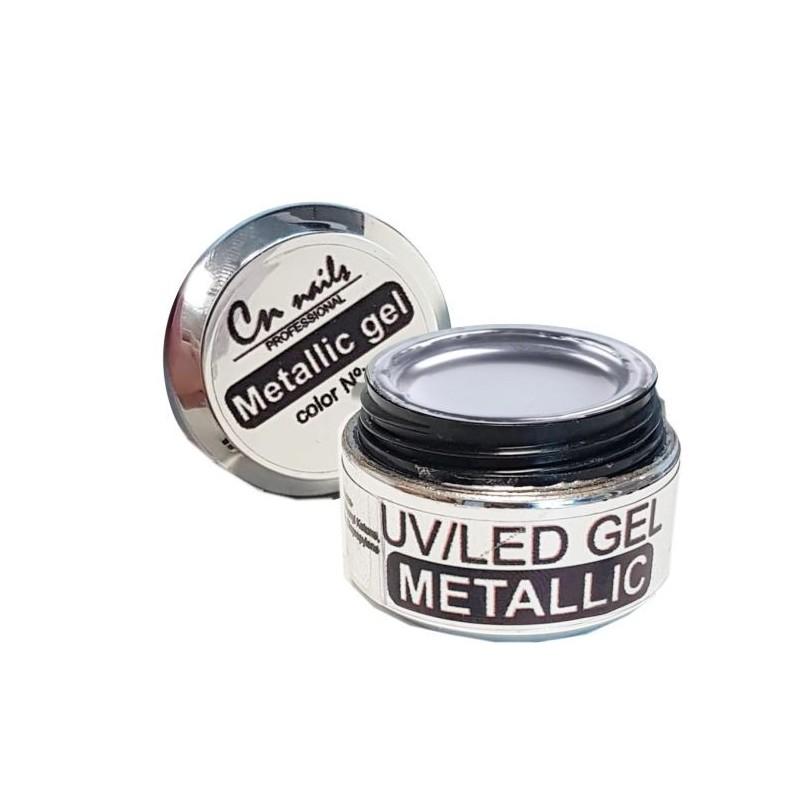 NR.1 Metallic uv gél