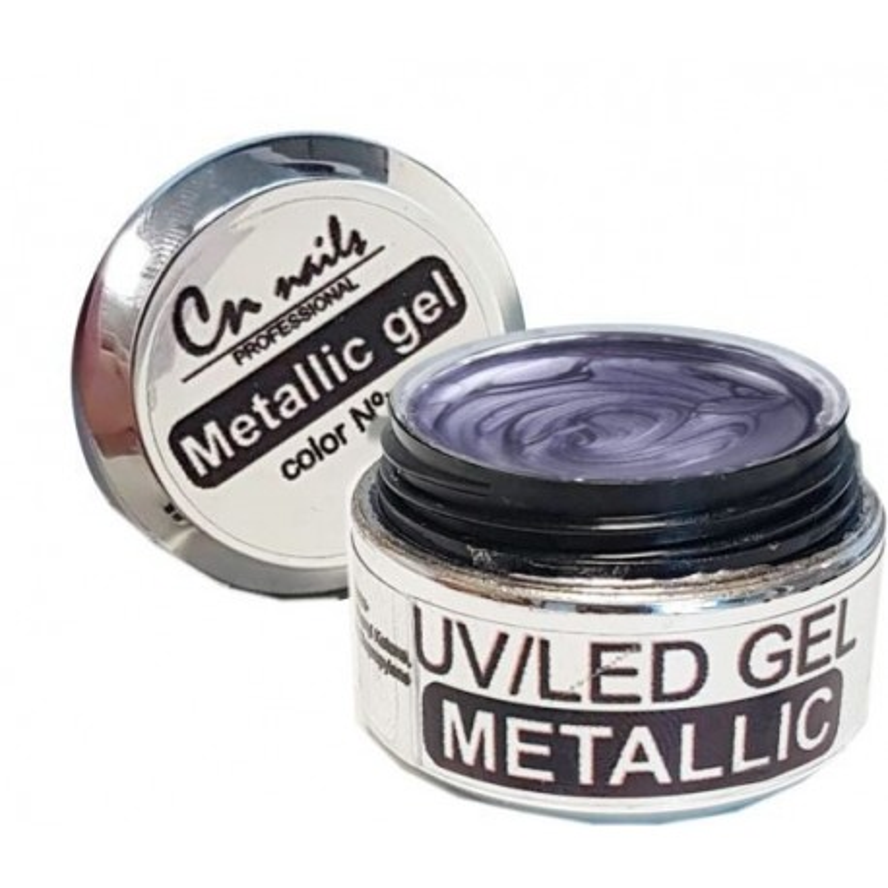 NR.3 Metallic uv gél