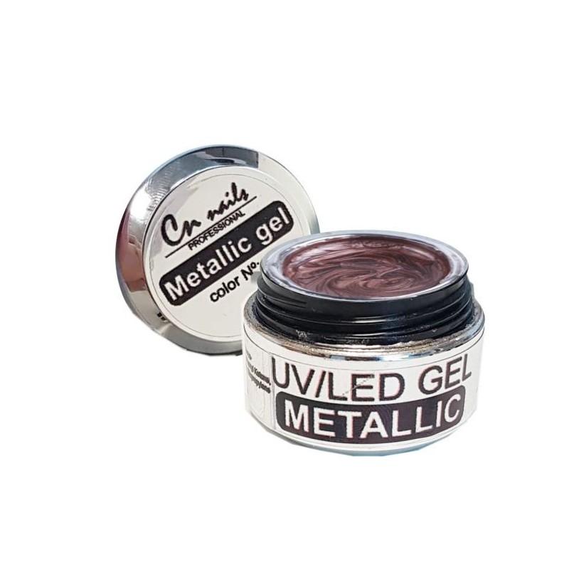 NR.6 Metallic uv gél
