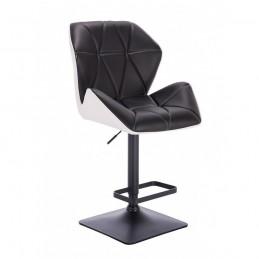 Barová stolička Altera Black and White