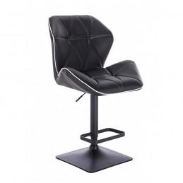 Barová stolička Altera Black