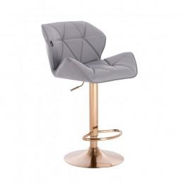 Barová stolička Detail Silver Gold Barové stoličky