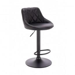 Barová stolička Apolo Mat Black Barové stoličky
