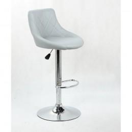 Barová stolička Apolo Silver