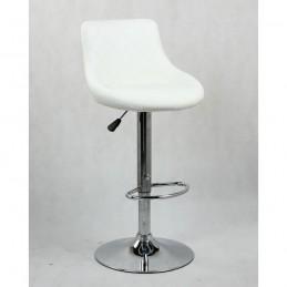 Barová stolička Apolo White