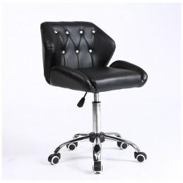 Kozmetická stolička Vanesa Black