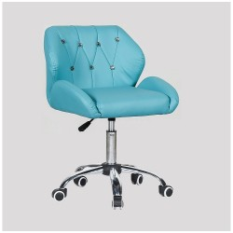 Kozmetická stolička Vanesa Tyrkys