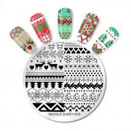 Vianočná doštička na pečiatkovanie