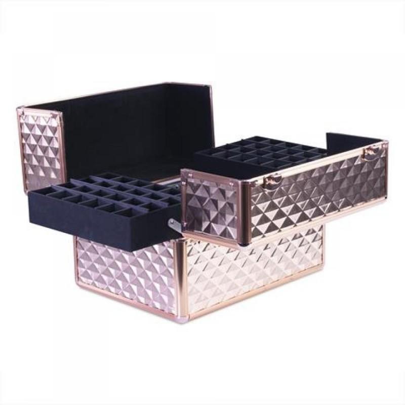 Kozmetický kufrík 3D Kozmetické kufríky