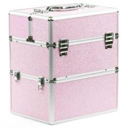 Kozmetický kufrík Glamour Big Pink Kategórie