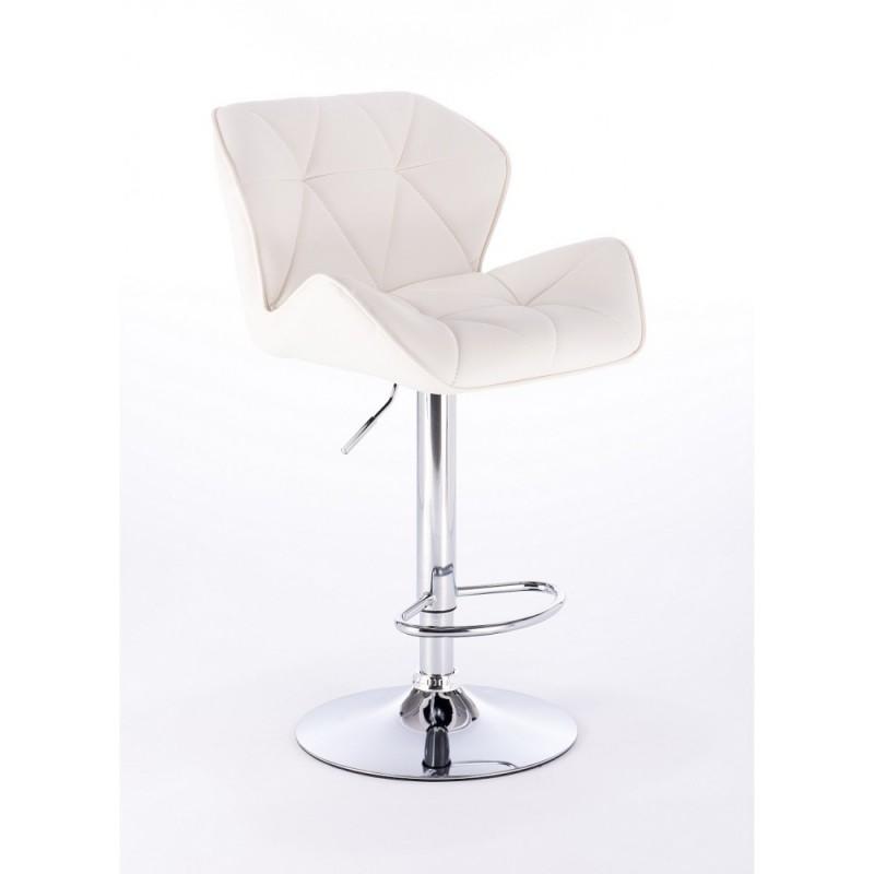 Barová stolička Detail White