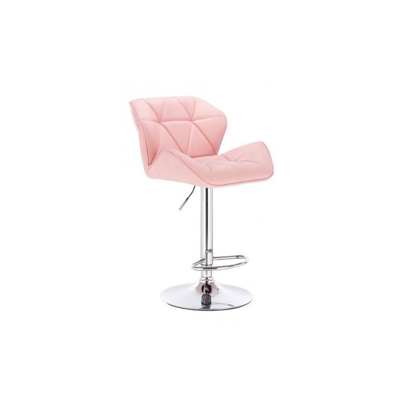 Barová stolička Detail Pink Barové stoličky