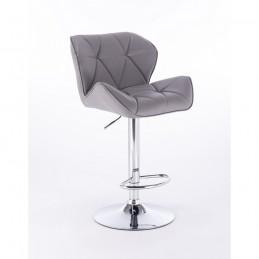 Barová stolička Detail Silver
