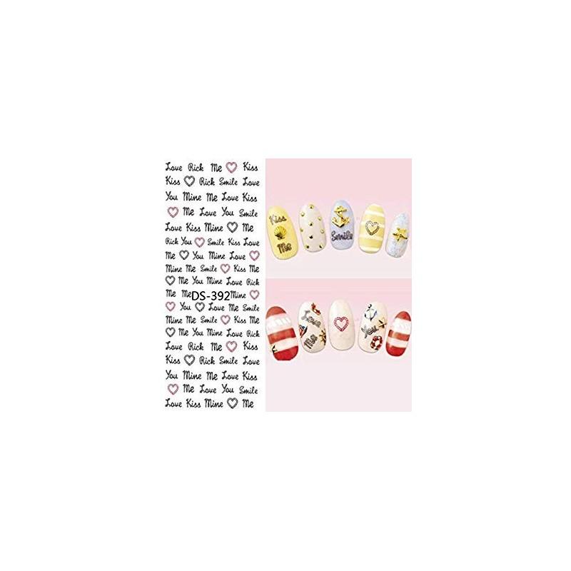 Valentínske vodolepky Kiss Kategórie