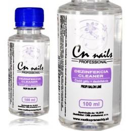 Dezinfekcia, čistič gélu 100ml CN nails Dezinfekcie, čističe, odstraňovače