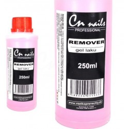 Gel lak - odstraňovač Remover 250ml