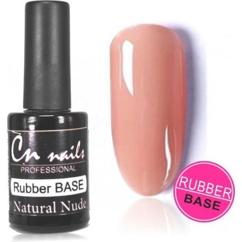 Rubber base Natural Nude 10ml Kategórie