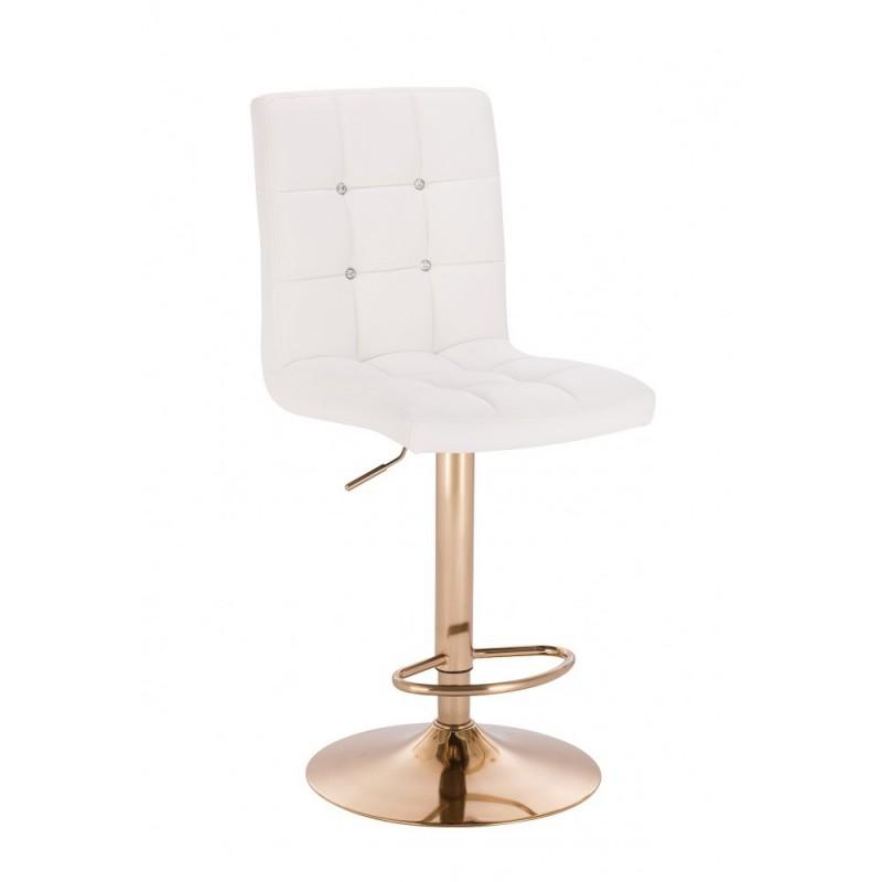 Barová stolička Ewita Gold White Kategórie