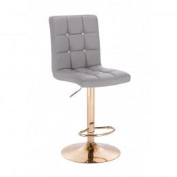 Barová stolička Ewita Gold Silver