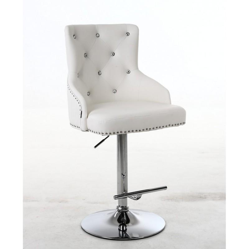 Barová stolička Marina Crystal White Kategórie