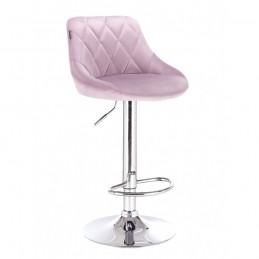 Barová stoličky Apolo Velur Puder