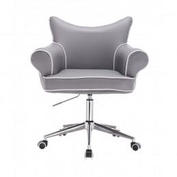 Stolička Agáta Silver Kreslá, stoličky