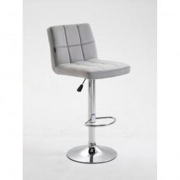 Barová stolička Agáta Silver