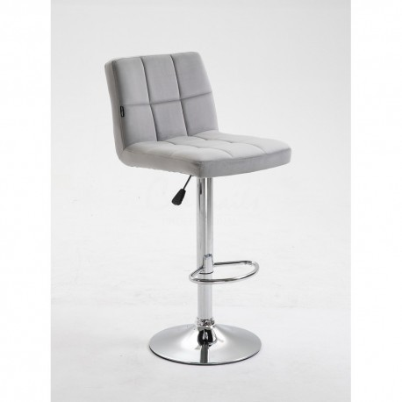 Barová stolička Agáta Silver Barové stoličky
