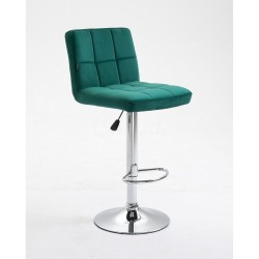 Barová stolička Agáta Green Barové stoličky