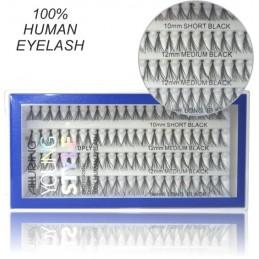 Mihalnice Alluring 100% Human Eyelash