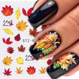 NR.858 Jesenné nálepky