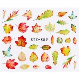 NR.859 Jesenné nálepky Kategórie