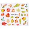 NR.859 Jesenné nálepky