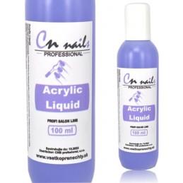 Acrylic liquid - so zápachom Tekutiny, príslušenstvo