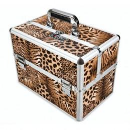 Kozmetický kufrík Safari