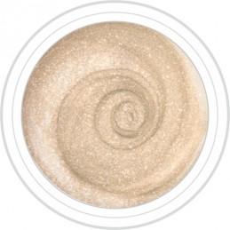 NR.27 Farebný gél Metal Gold 5ml PEARL, perleťové uv gély