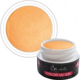NR.534 Farebný gel Soft Orange 5ml PASTELOVÉ FAREBNÉ UV GELY