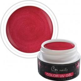 NR.309 Farebný gél Cornell Red 5ml KLASIK LÍNIA color uv gélov