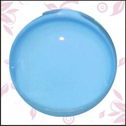 Vodová farba bledomodrá č.9