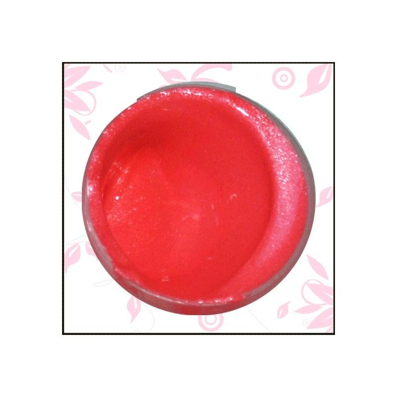Vodová farba perleťová orangová č.96