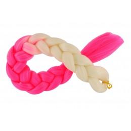 Kanekalon Perlova blond - Ružovy neon Kategórie