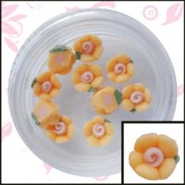 Akrylové kvety nr.3 Kvetinky na nechty