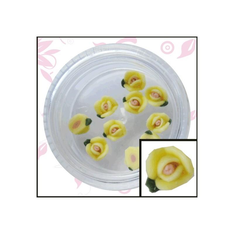 Akrylové kvety nr.6 Kvetinky na nechty