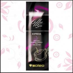 Jednorázovy krém do solária Coffee Sun Expres