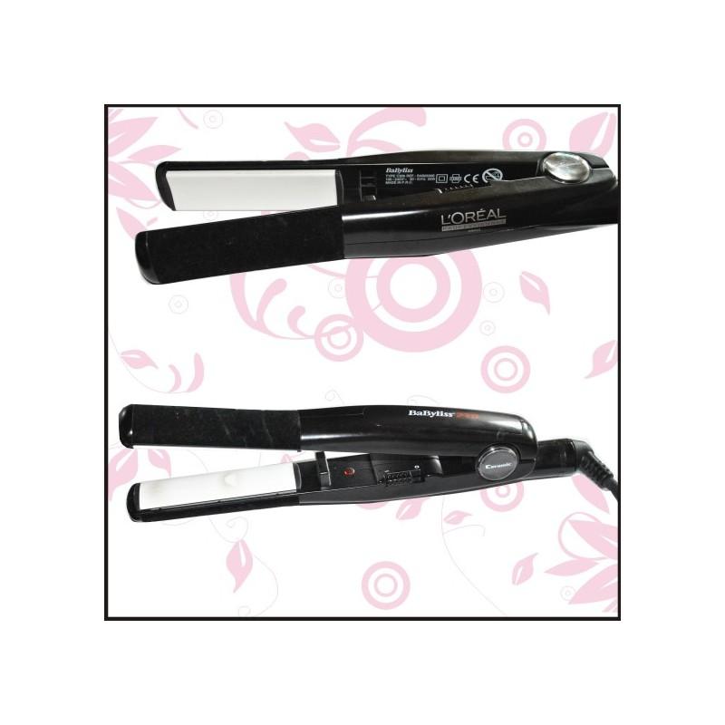 Žehlička na vlasy používaná Žehličky na vlasy