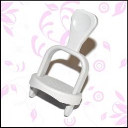 Sada na zdobenie - magnetickým lakom Magnetické laky na nechty